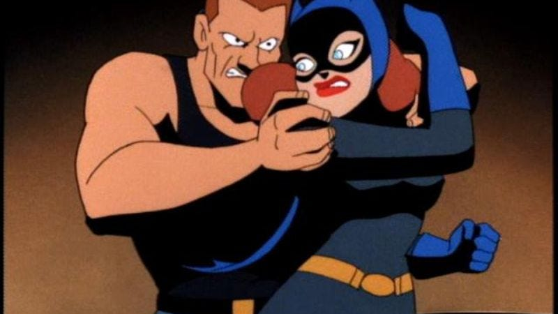 "Illustration for article titled Batman: The Animated Series: ""Batgirl Returns"""