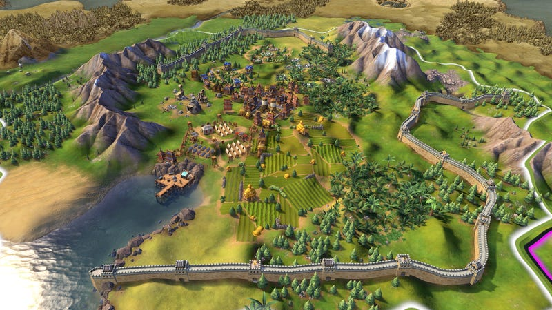 Illustration for article titled Civilization VI Update Makes Some Much-Needed Changes