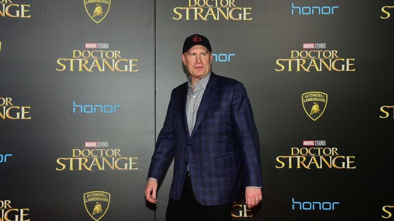 Illustration for article titled Kevin Feige says an Inhumans movie may happen after all