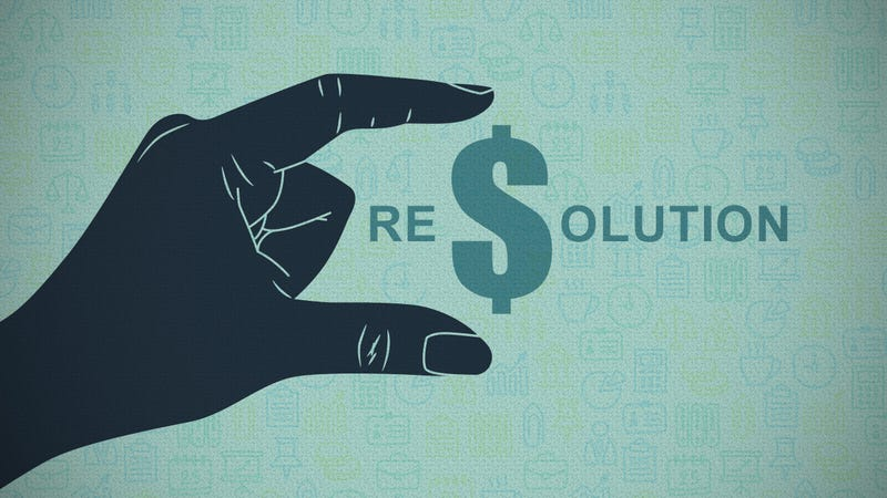 Illustration for article titled How Will You Keep Your Financial Resolutions?