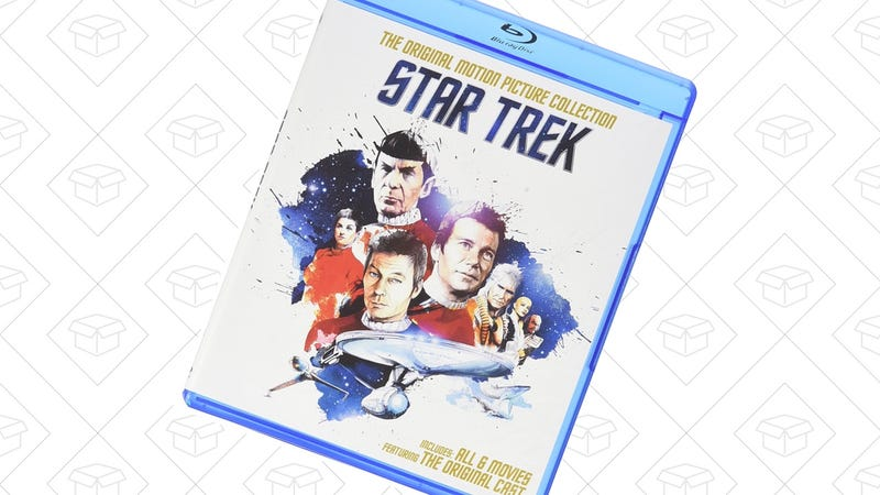 Star Trek: The Original Motion Picture Collection | $25 | Amazon