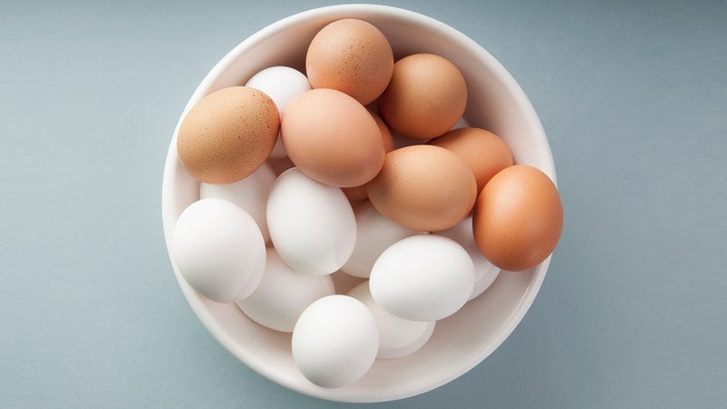 Illustration for article titled Are brown eggs healthier and tastier than white eggs?