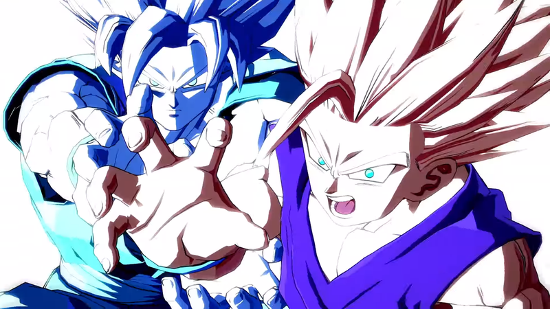 Illustration for article titled Dragon Ball FighterZ Recreates Series' Most Dramatic Moments