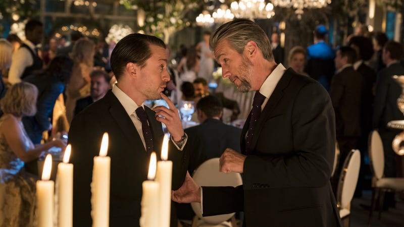Succession caps off an incredible first season with a wedding, a