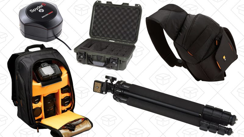 Illustration for article titled Amazon's Blowing Out a Bunch of Handy Photography Accessories, Today Only