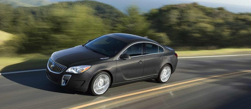 Illustration for article titled The Mazda6 Is Overrated, Buy A Buick Regal GS Instead