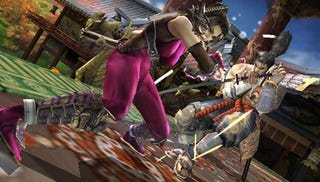 Illustration for article titled Here Are Your Soulcalibur: Broken Destiny Screens