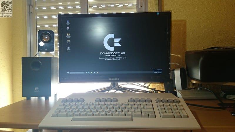 Illustration for article titled C128 a PC: Cómo convertir una Commodore C128 en un potente ordenador