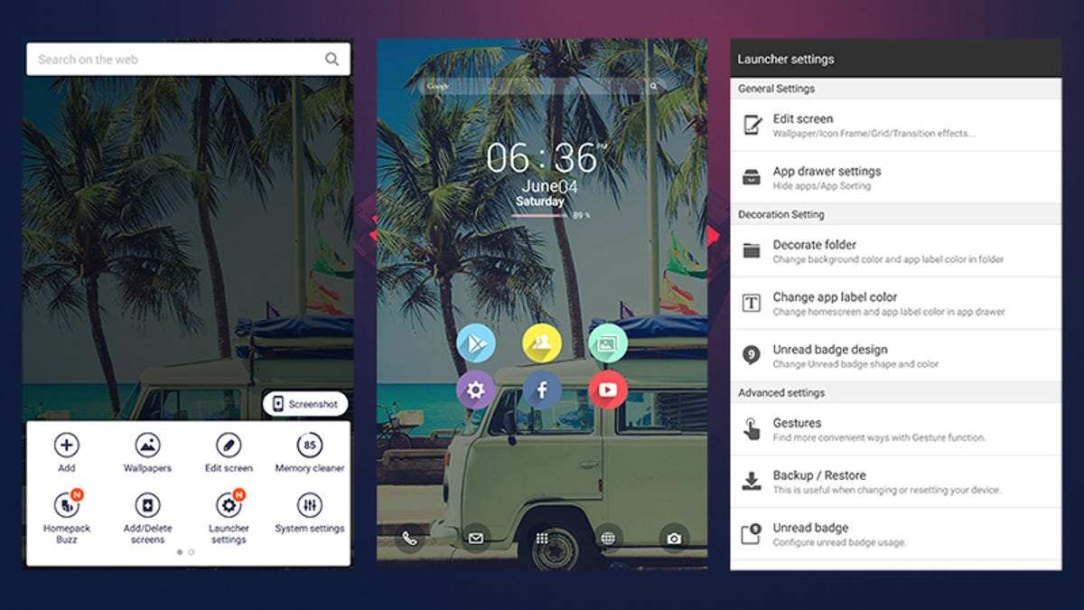 7 Android Launchers That Completely Transform The Look of Your Phone