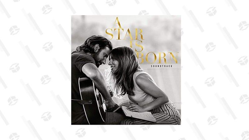 A Star Is Born Soundtrack Digital MP3   $3   Amazon