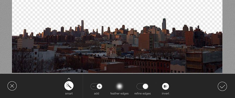 Illustration for article titled Photoshop Mix, la edición de fotos (casi) como en PC llega al iPad