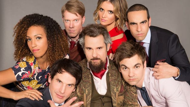 Pluto TV has picked up Bajillion Dollar Propertie$… for real this time