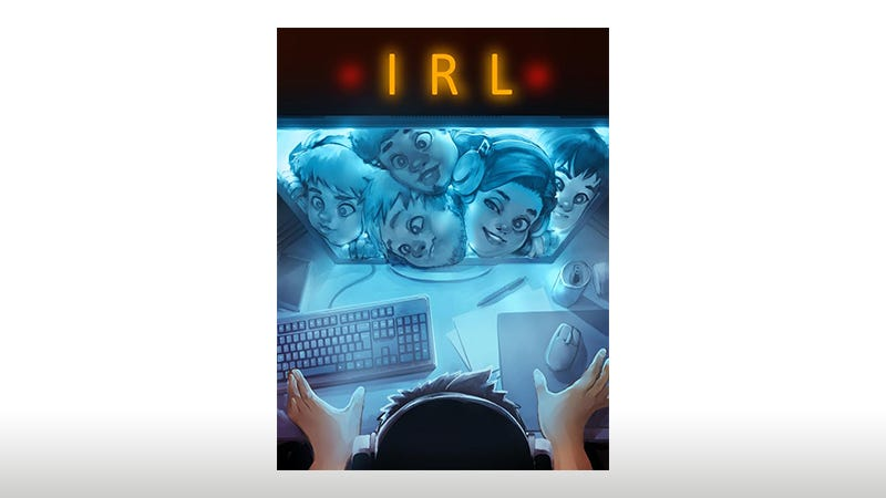 Illustration for article titled Twitch Launches IRL, A Channel For Streaming Your Stupid Real Life