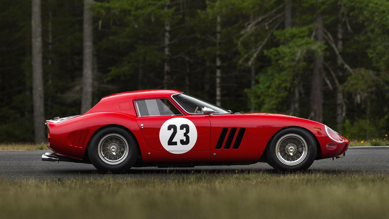 Illustration for article titled That Auction Record-Breaking 1962 Ferrari 250 GTO Is Worth More Than Its Weight in Gold