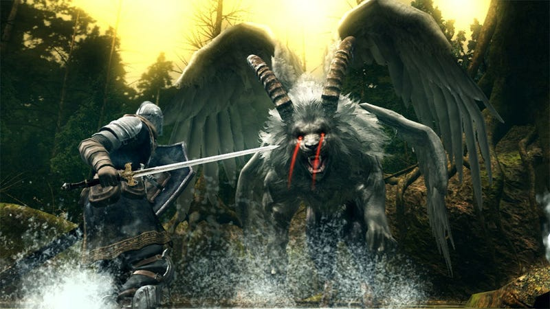 Dark souls secret revealed director was pulling a prank on players dark souls was notoriously one of the most challenging games of 2011 it killed players over and over sometimes rewarding patience and determination in the aloadofball Choice Image