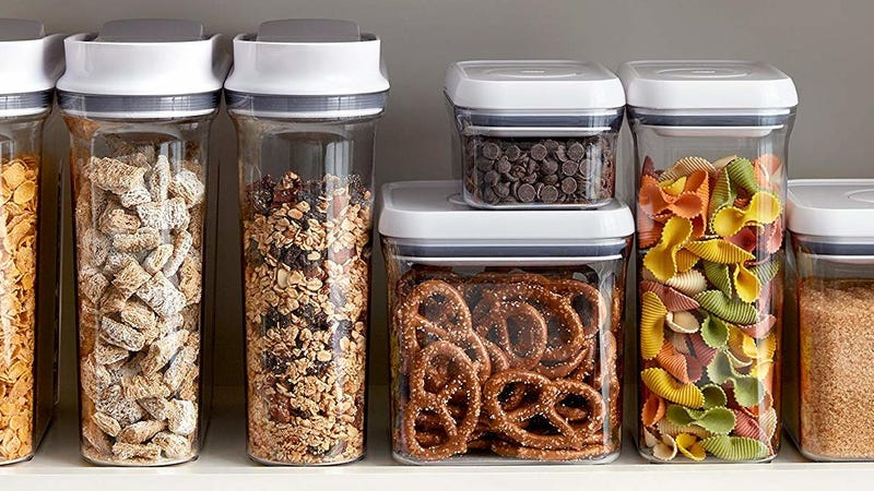 OXO Good Grips 5-Piece Food Storage Set | $40 | Amazon