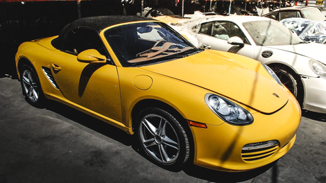 This Stupid Porsche Boxster Is The Supercar Killing Project You Need
