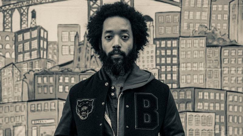 Illustration for article titled Wyatt Cenac's latest album finds the funny in world-weariness
