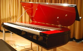 Illustration for article titled Yamaha's Latest Electronic Pianos Fix What's Baroque (Gallery)