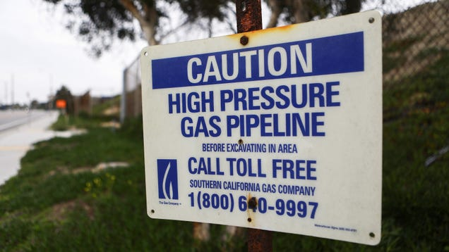 Methane Emissions Are Up Even Though Natural Gas Demand Is Down