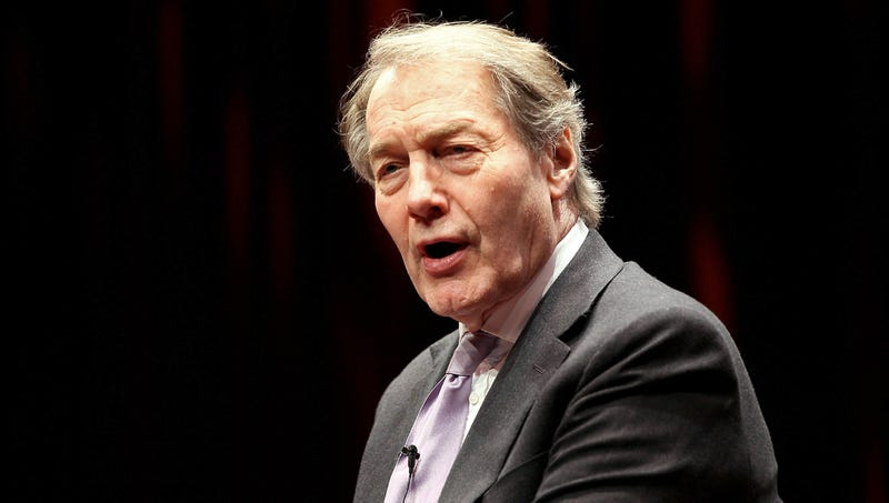 Illustration for article titled Charlie Rose Presses Self About Sexual Harassment Allegations In Tense Charlie Rose Interview