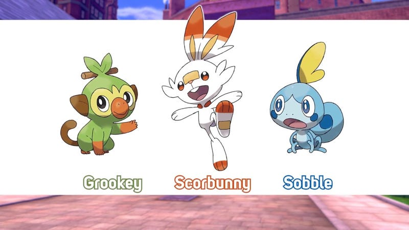 The Internet Reacts To Pokemon Sword And Shield S Starters