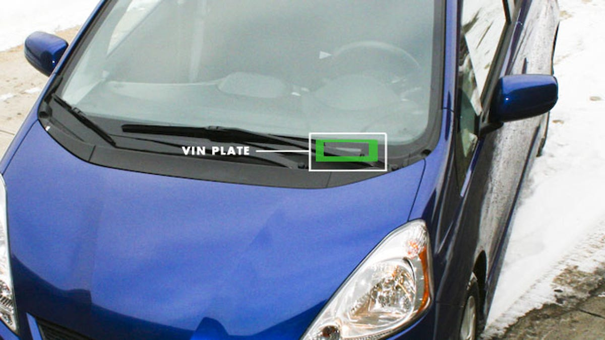 How To Read A Car\'s VIN