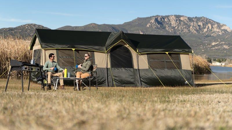Ozark Trail 12-Person Tent | $249 | Walmart
