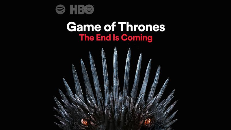 Illustration for article titled El final de Game of Thrones está oculto en esta lista de Spotify, según los creadores de la serie