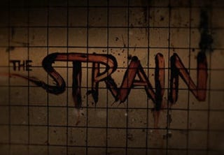 Illustration for article titled Guillermo del Toro's Vampire Book The Strain Gets a TV Series