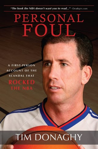 Illustration for article titled Tim Donaghy Has Found A Publisher