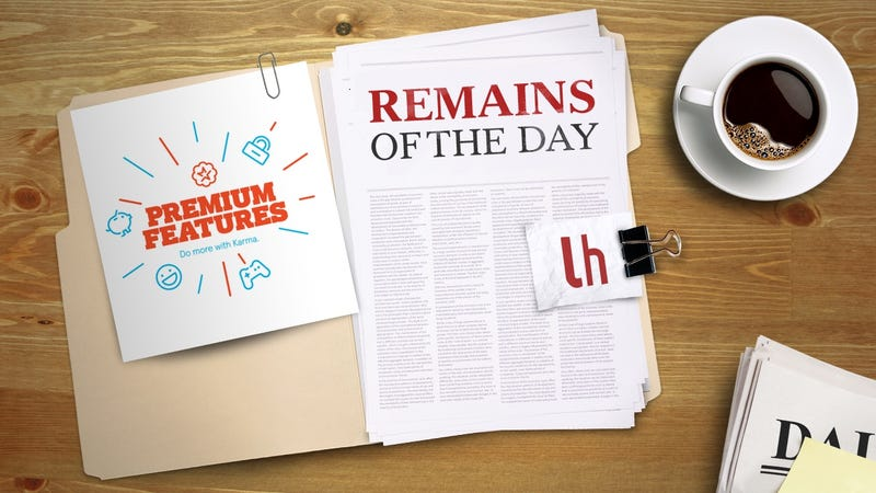 Illustration for article titled Remains of the Day: Karma Adds Option to Create a Private Network