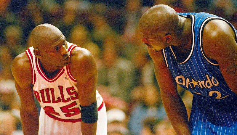 Illustration for article titled Kendall Gill Remembers How He Learned Not To Trash Talk Michael Jordan