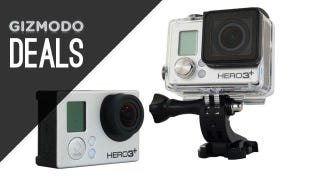 Illustration for article titled GoPro Hero3+ Black Edition, Anker, 4KTVs, Game of Thrones [Deals]