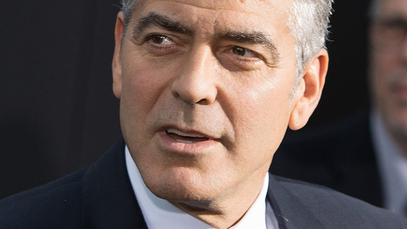 Illustration for article titled George Clooney Slams the Daily Mail For Printing Untrue Garbage