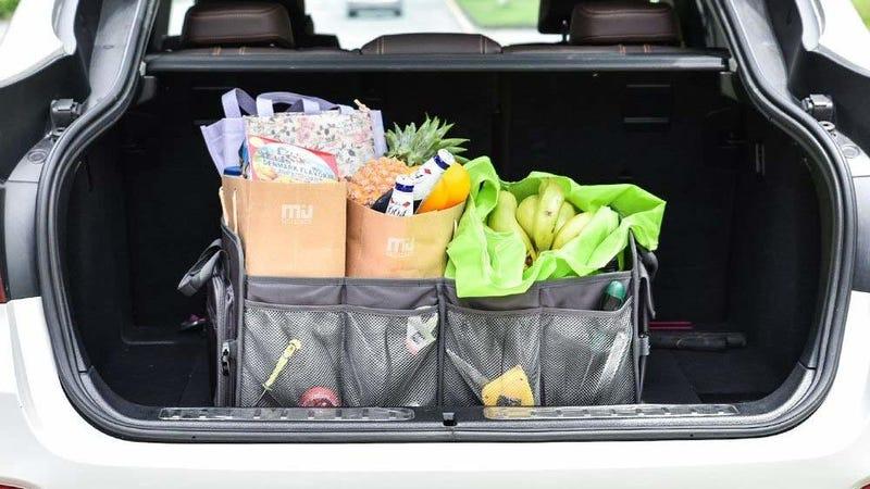 MIU COLOR Car Trunk Storage Organizer | $15 | Amazon | Use code MCTKOZ40