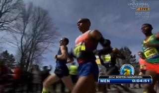 Illustration for article titled Guy Who Got Himself On TV At Start Of Boston Marathon Finished 927th