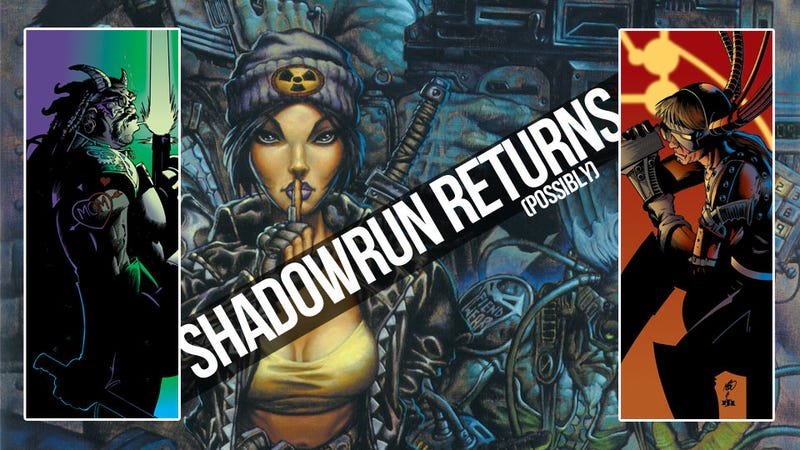 Illustration for article titled The Shadowrun Video Game You've Always Wanted