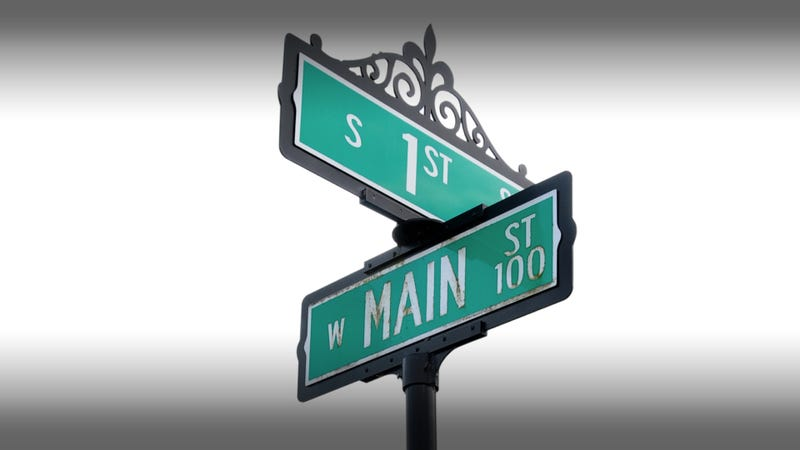 Illustration for article titled These Are The Most Common Street Names In America