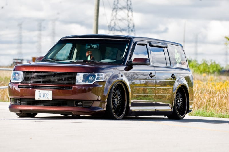 Lifted Ford Escape >> Photoshopped a lifted Ford Flex. : Ford