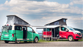 Illustration for article titled Nissan campervan