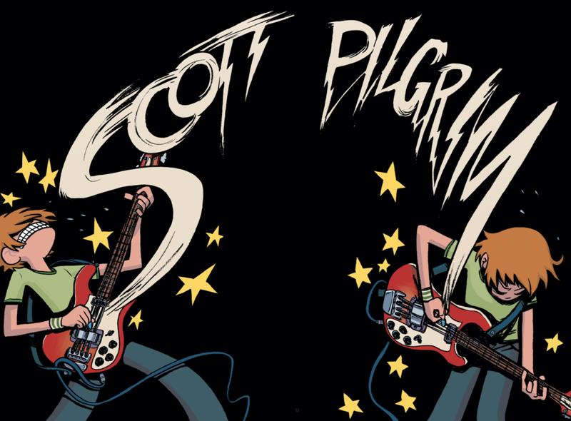 Illustration for article titled The End of Scott Pilgrim, For Now