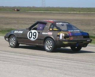 Illustration for article titled LeMons Torture Test Results: Mazda RX-7