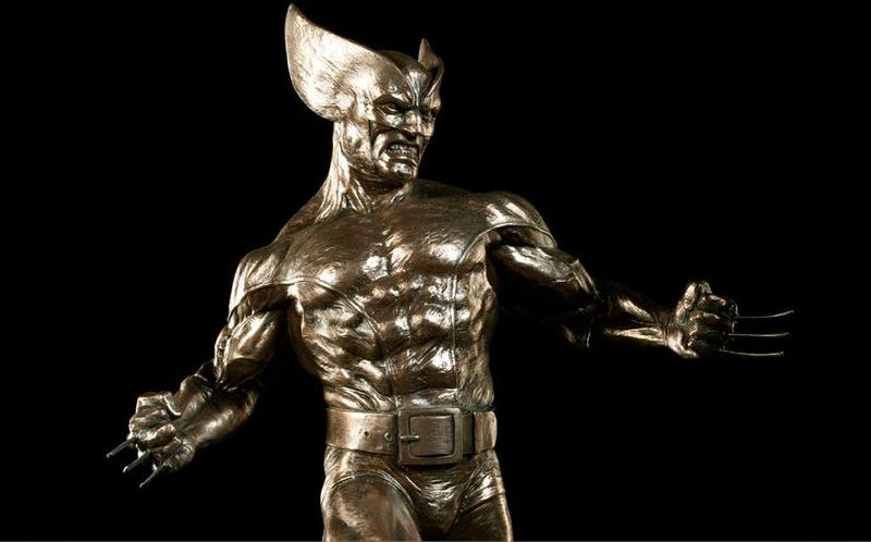 Illustration for article titled Comic fans are petitioning to get Wolverine a statue in Edmonton