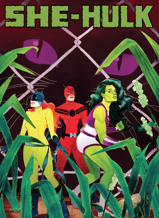 Illustration for article titled She-Hulk #7 Micro-Manages A Rescue (Spoilers)