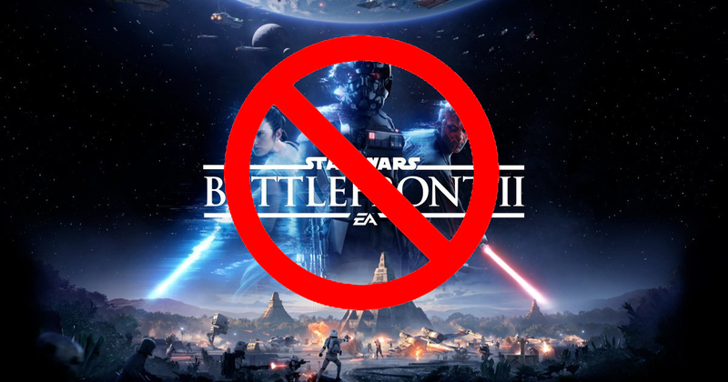 Illustration for article titled Unpopular Opinion: We Really Shouldn't Get Battlefront 2