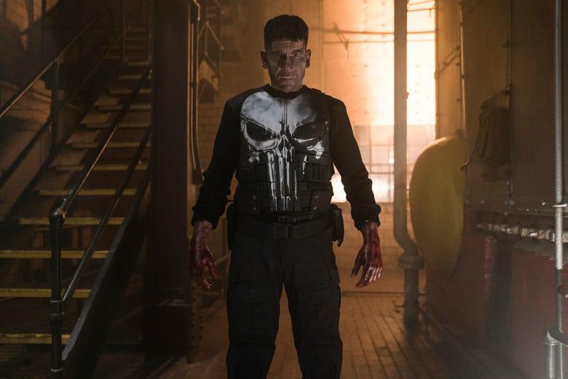 Jon Bernthal stars as Marvel's The Punisher (Photo: Jessica MIglio/Netflix)