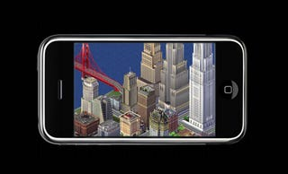 Illustration for article titled Wait, There's SimCity For The iPhone Now?