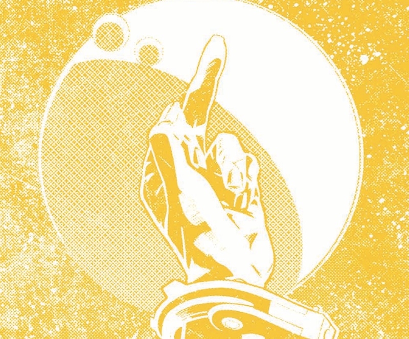 Illustration for article titled Bitch Planet Gives Patriarchy a Feminist Middle Finger