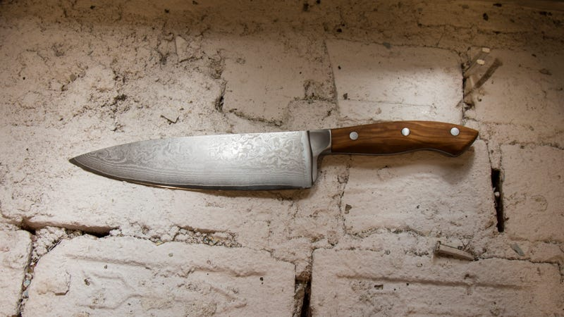 Illustration for article titled This Beautiful Chef's Knife Is Beautifully Cheap